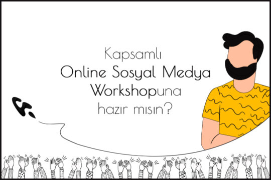 Online Workshop Eğitimi